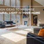 Design ideas to maximise natural light in your home