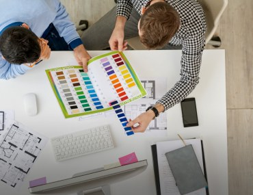 The benefits of hiring an interior designer