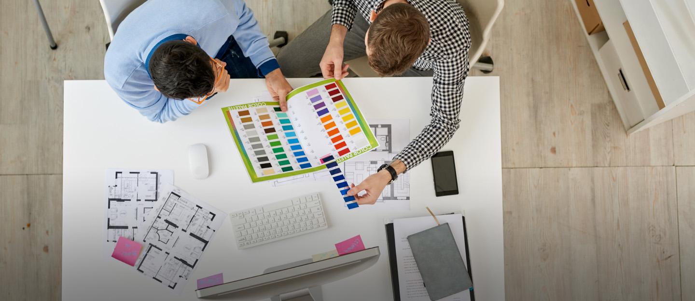The benefits of hiring an interior designer