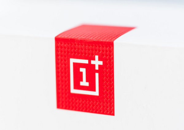 A logo of OnePlus, which is a leading Chinese smartphone manufacturer.