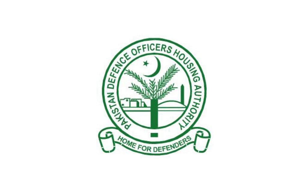 Logo of DHA
