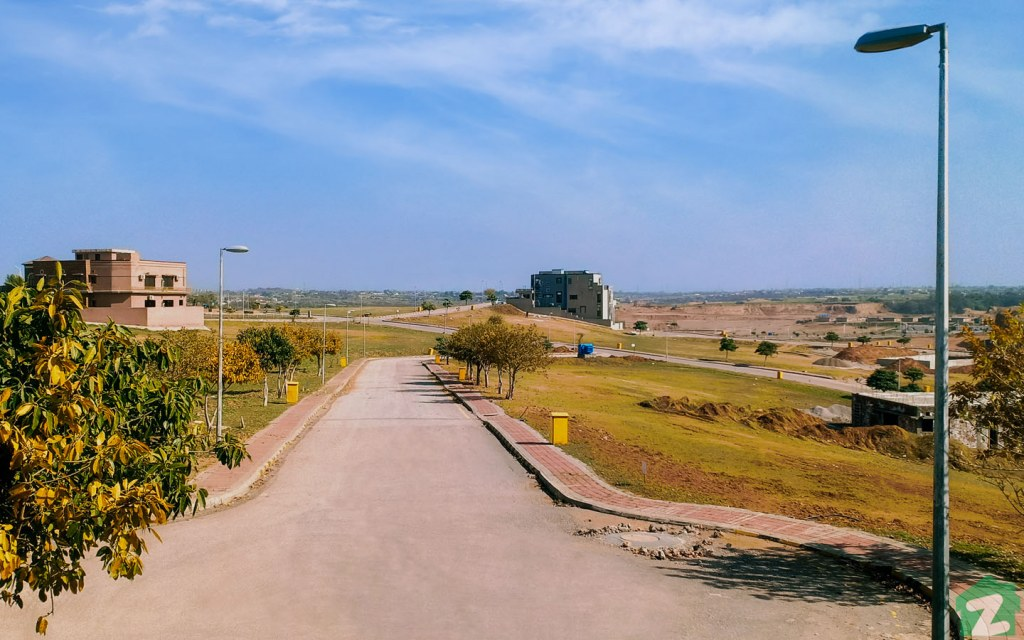 Plot in DHA Phase 3 Islamabad