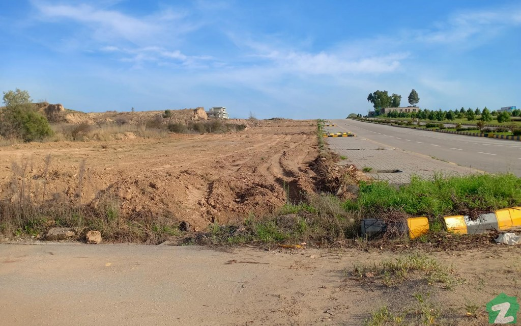 Plot for sale in CBR Town Phase 2 Islamabad real estate investment