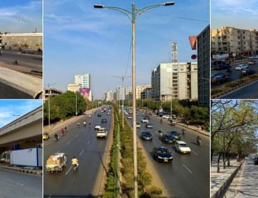 Expressways in Karachi