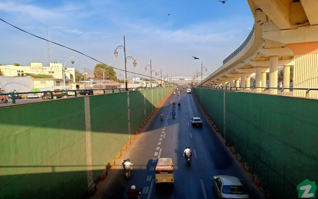 Drigh Road Underpass KHI