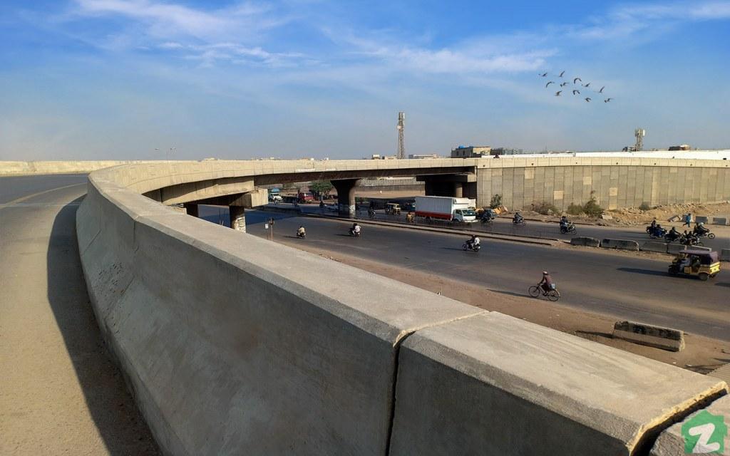 Lyari Expressway Karachi