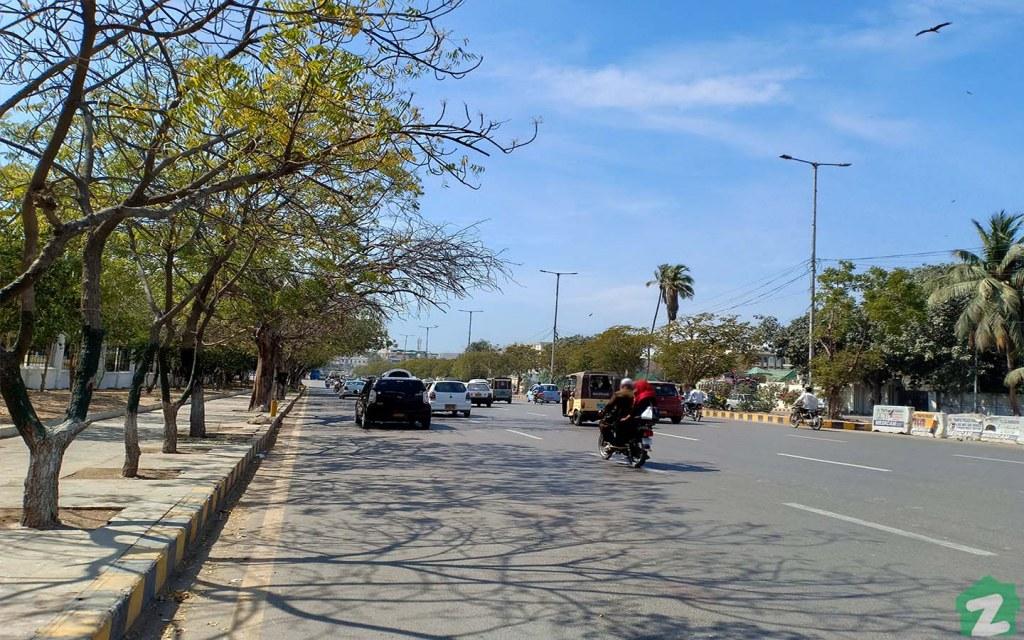 MA Jinnah Road