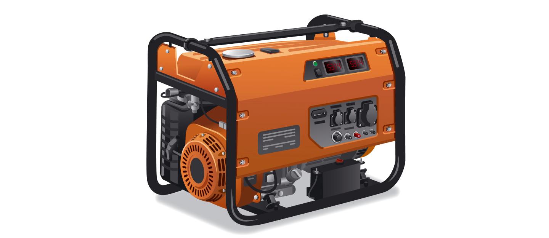 An orange generator