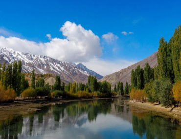 Phander Valley in Northern areas of Pakistan