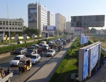Infrastructure Development in Karachi