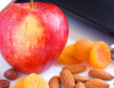 Fruits and Nuts at Work