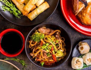 Chinese Food in Karachi