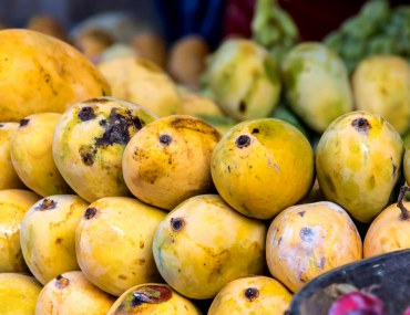 A Shop Of Mangoes