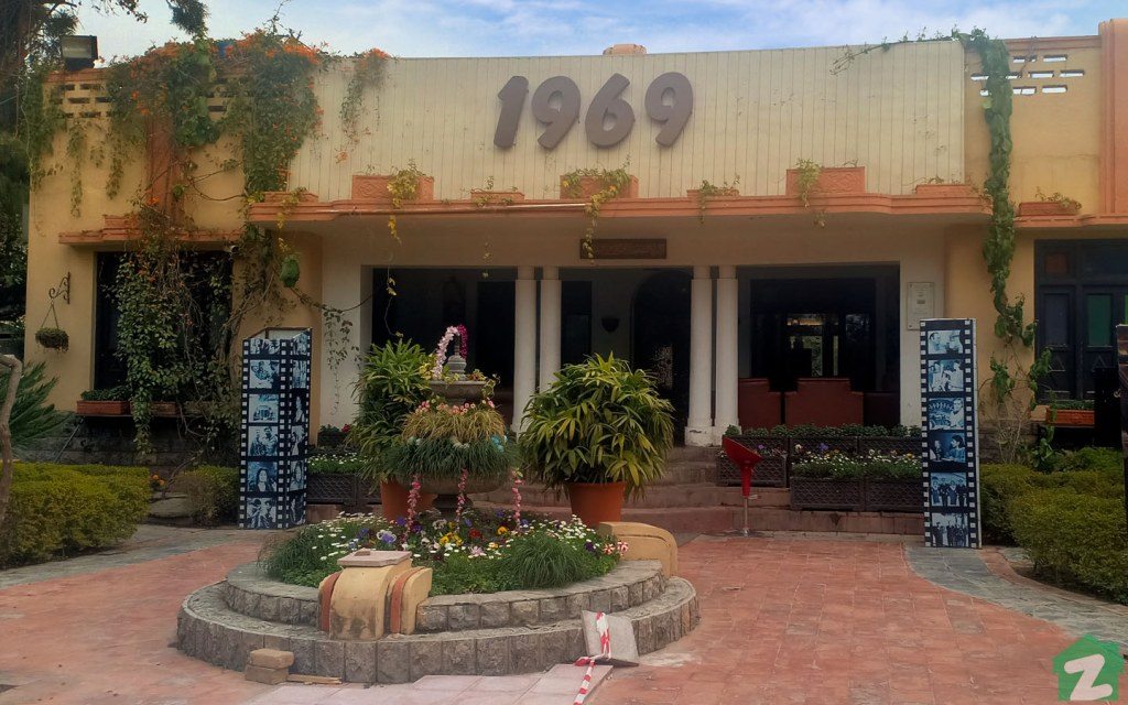 1969 Restaurant and cafe in Islamabad