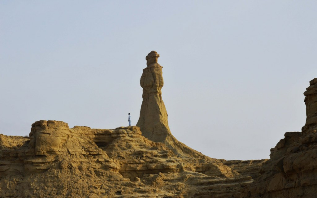 Princess of Hope in Hingol National Park