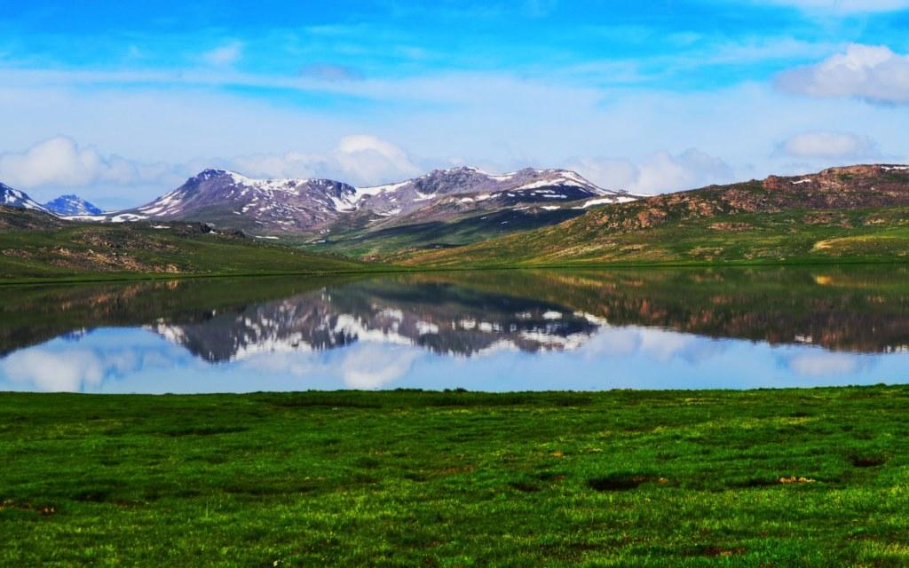 Sheosar Lake, Deosai National Park