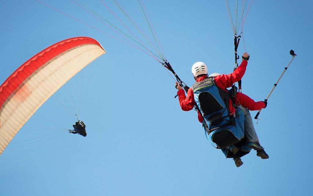 Paragliding Training Courses in Karachi.