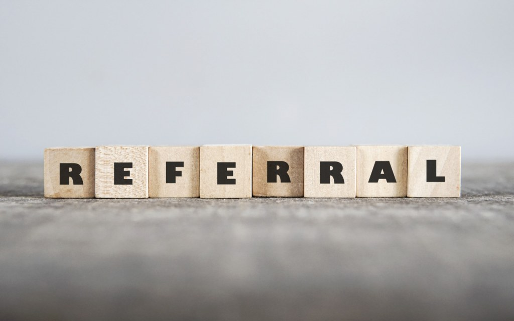 Get a Referral