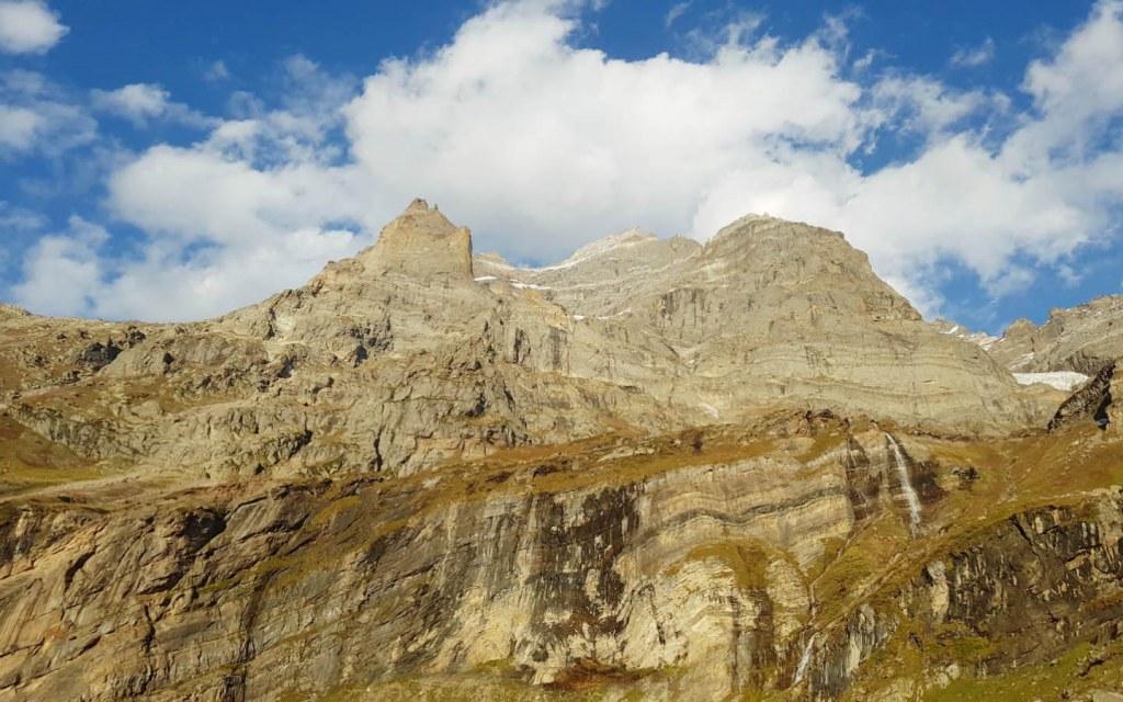 Mountains Near Chitta Katha Lake