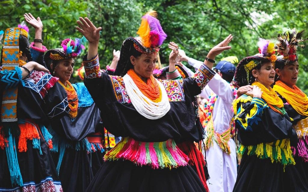 Women of Kalash