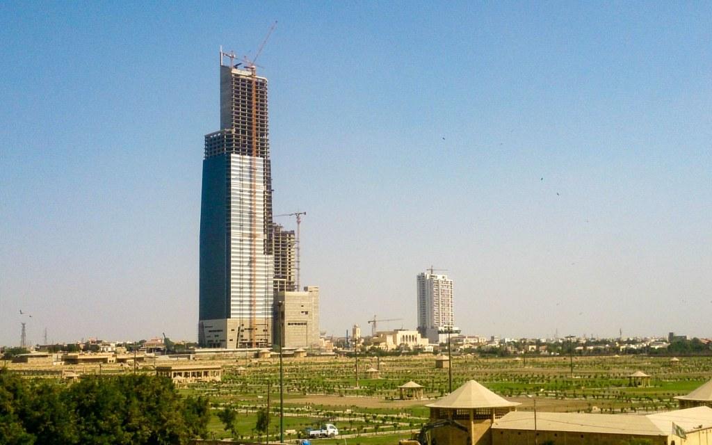 Bahria Icon Tower Karachi