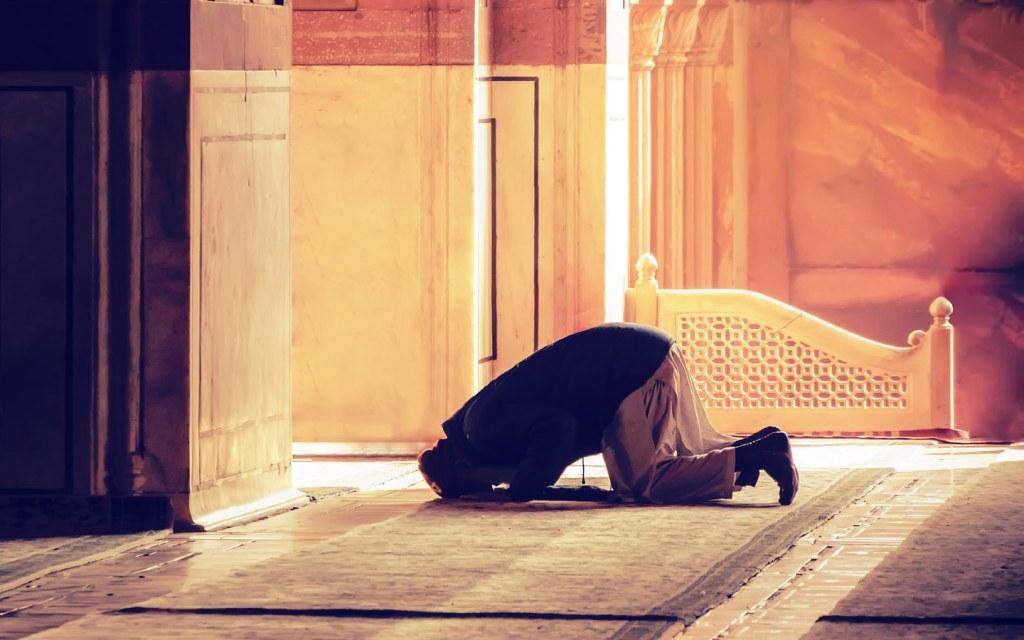 Prayers during Ramadan