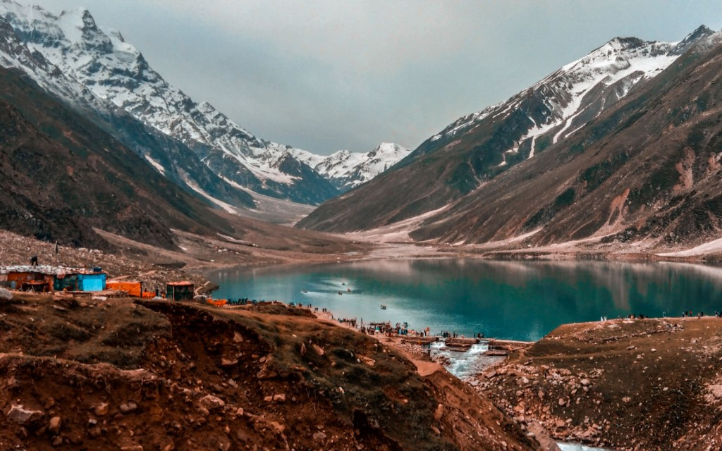 Lake Saif-ul-Malook in Naran Valley