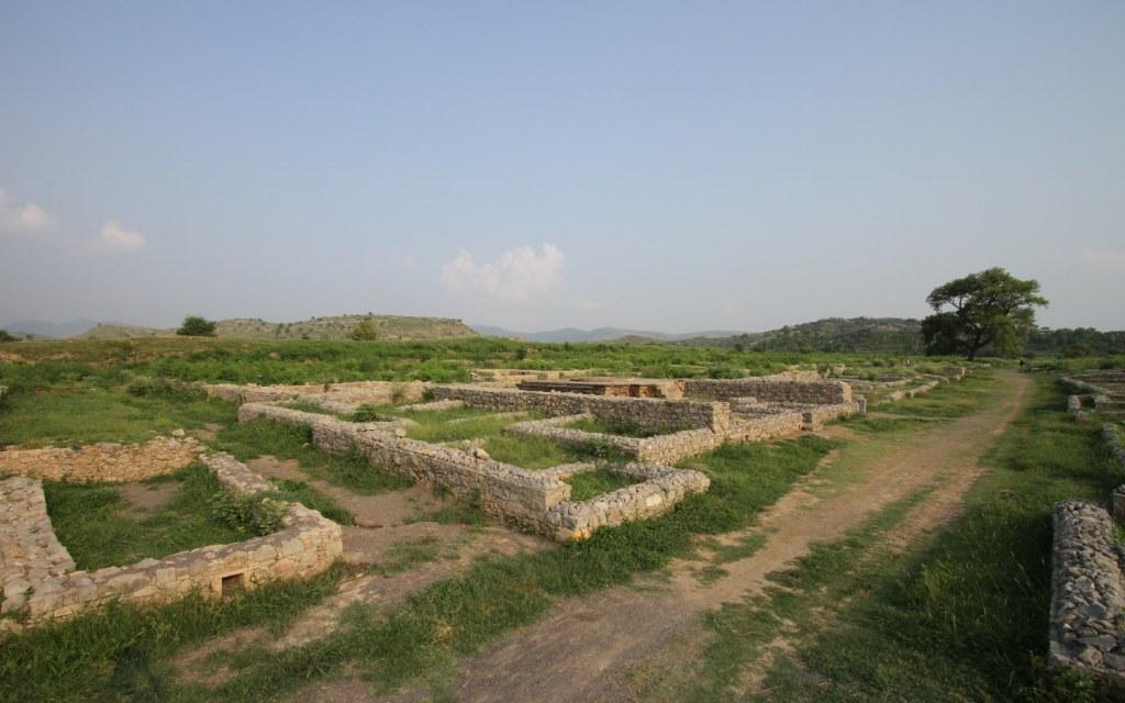 Ruins of Sirkap