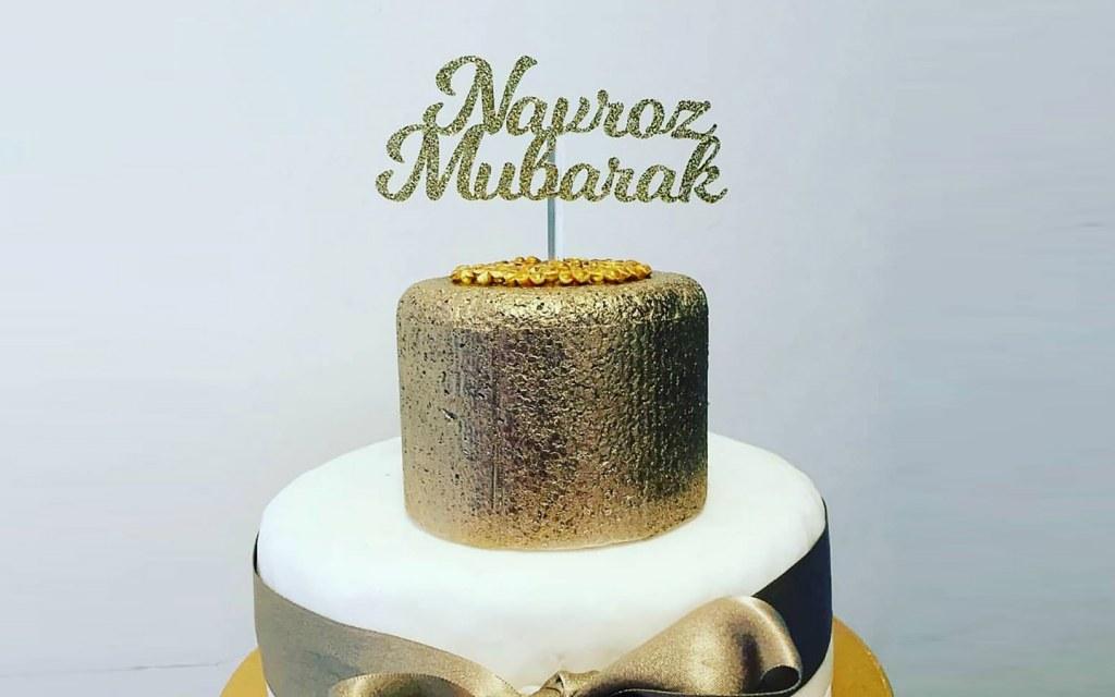 Cake for Navroz