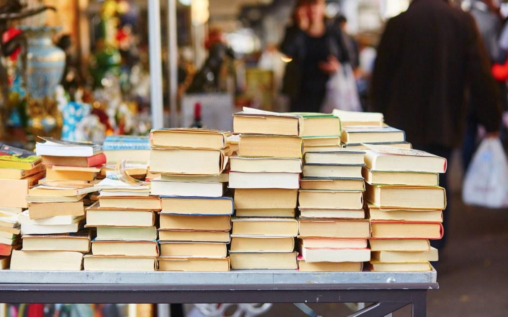 Book Markets and Bazaars in Karachi