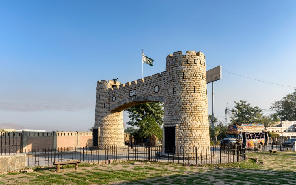 DHA Project in Peshawar