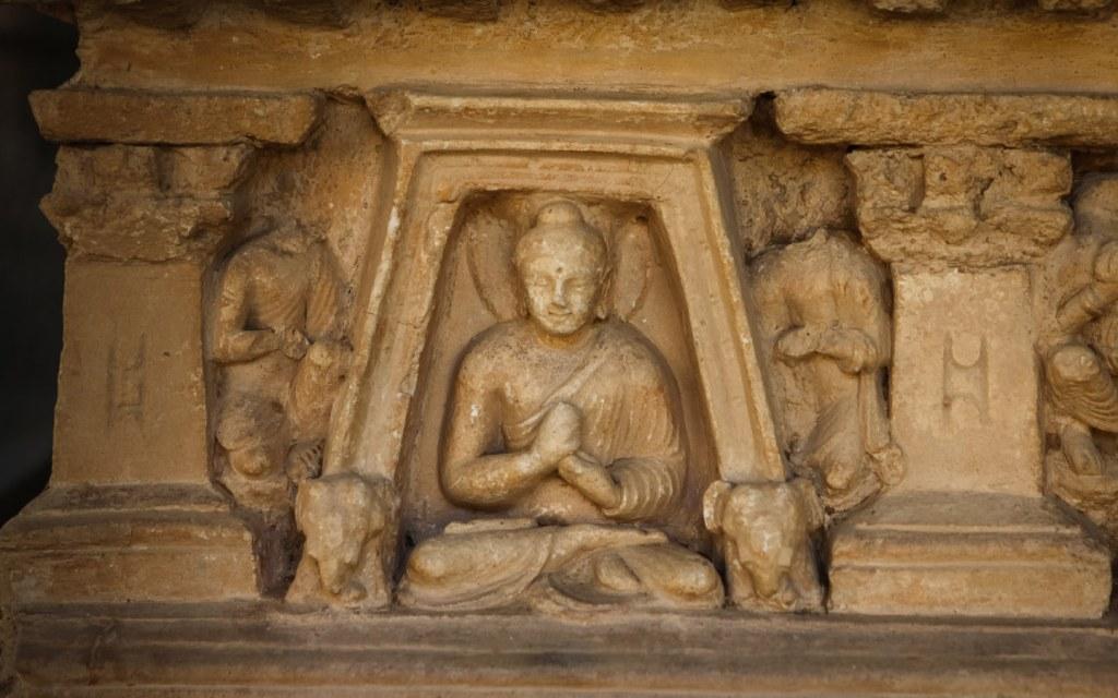 Buddha Carving, Taxila