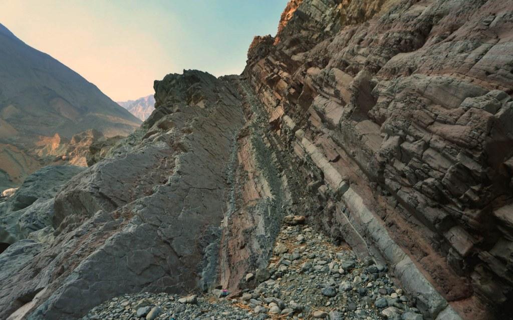 Canyons of Moola Chutok