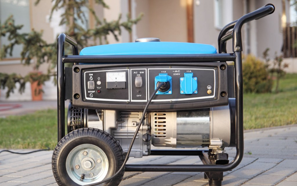 Generator Outdoors
