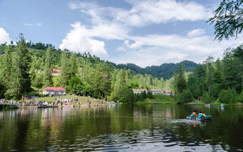 Banjosa Lake, Azad Kashmir