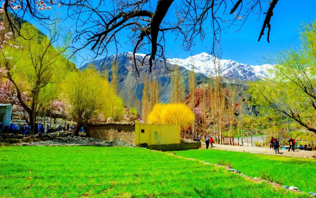 Shigar Valley in Gilgit Baltistan