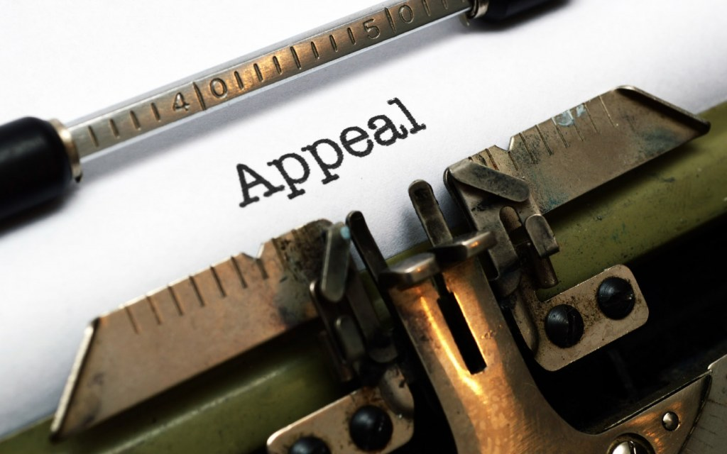 Appeal against erroneous tax imposition
