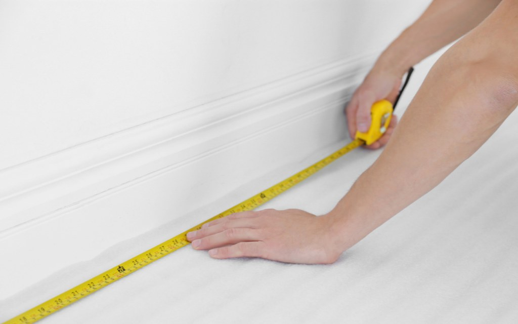 Measuring Space in a Room