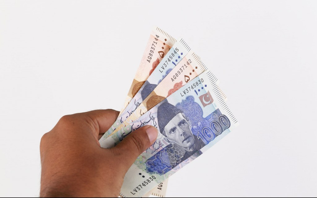 Pakistani Money
