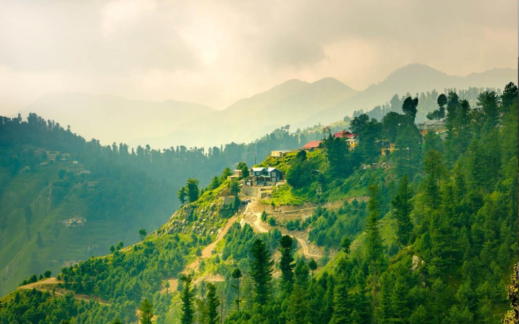 Murree in the morning