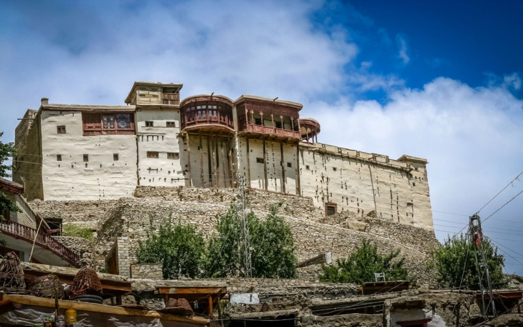 Baltit Fort, Hunza Valley