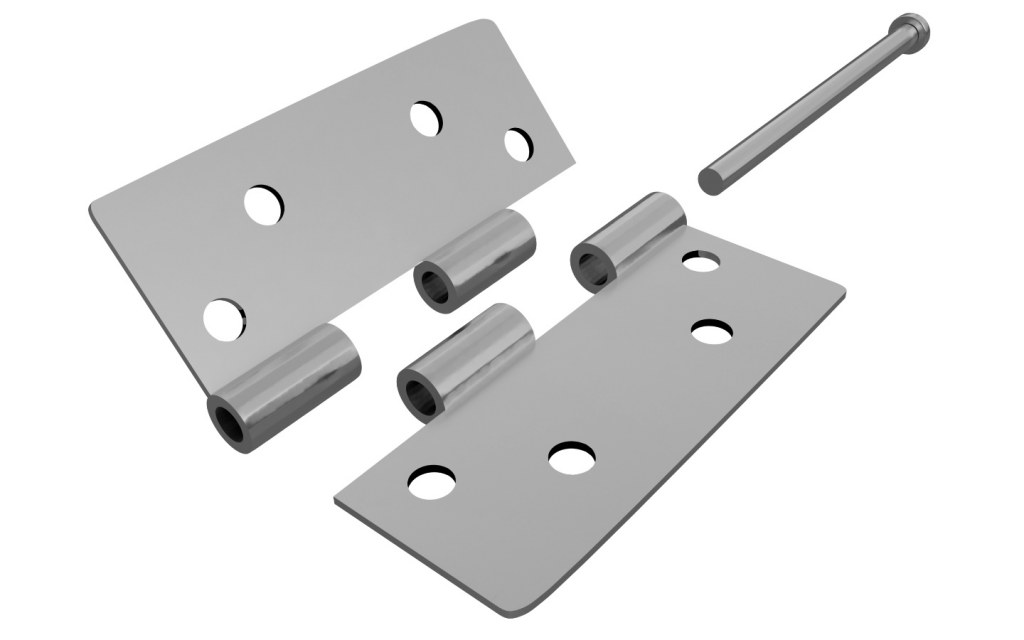 Parts of a Hinge