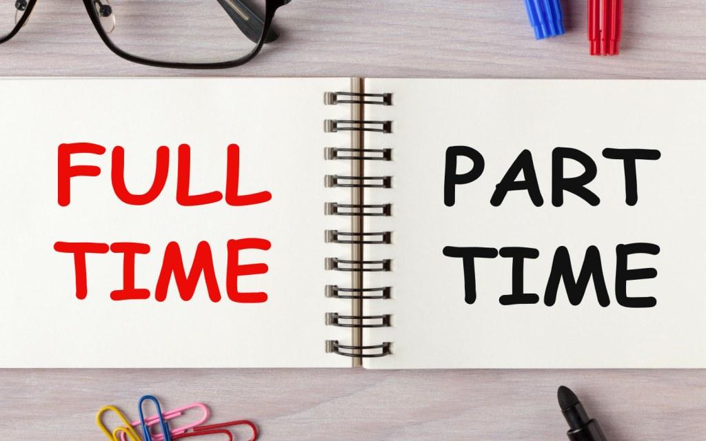 Part-Time vs. Full-Time