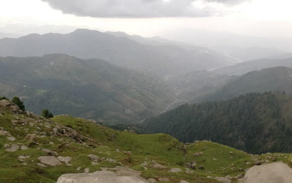 Toli Pir in Azad Kashmir
