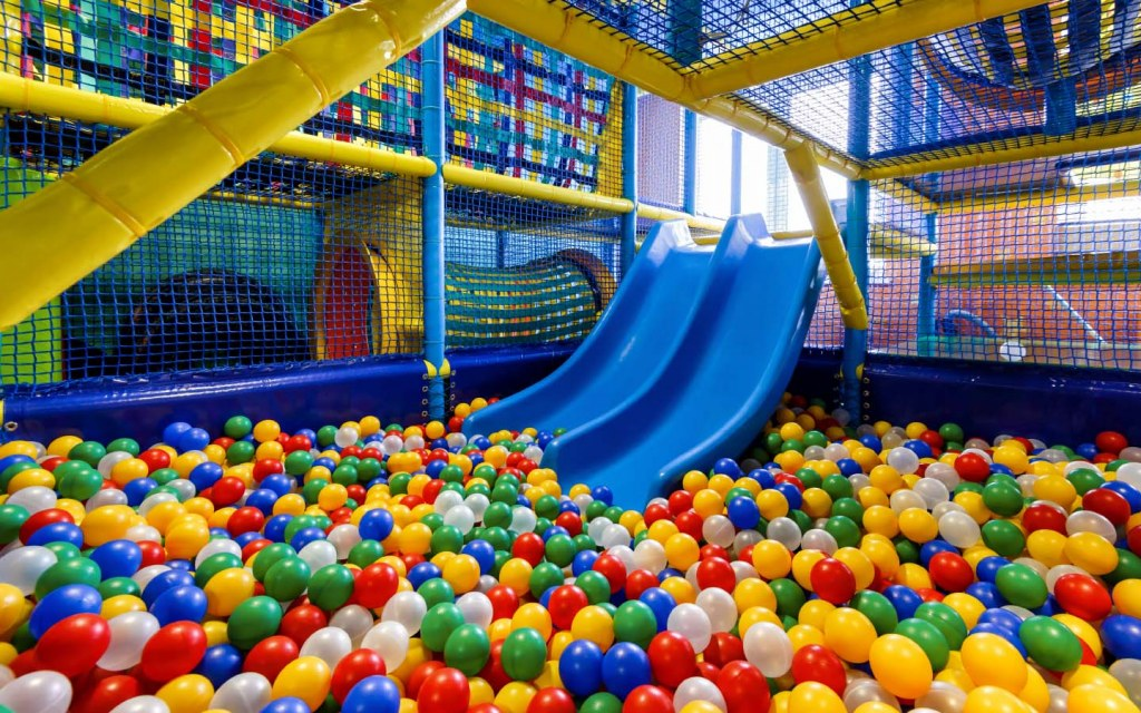 children playground indoor