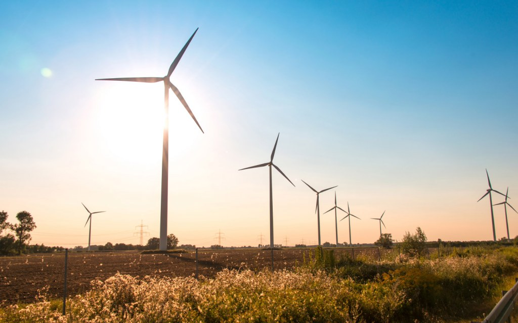 Wind Energy Grid Project