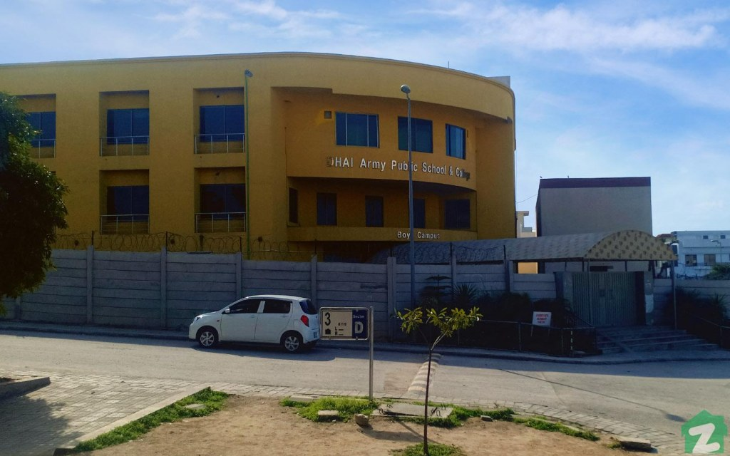 DHAI Army Public School in DHA Islamabad