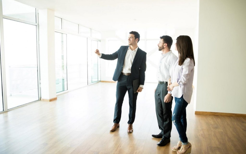 work with good real estate agents