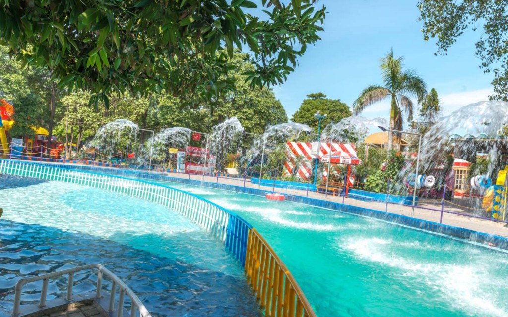 Sozo Water Park event Gathering