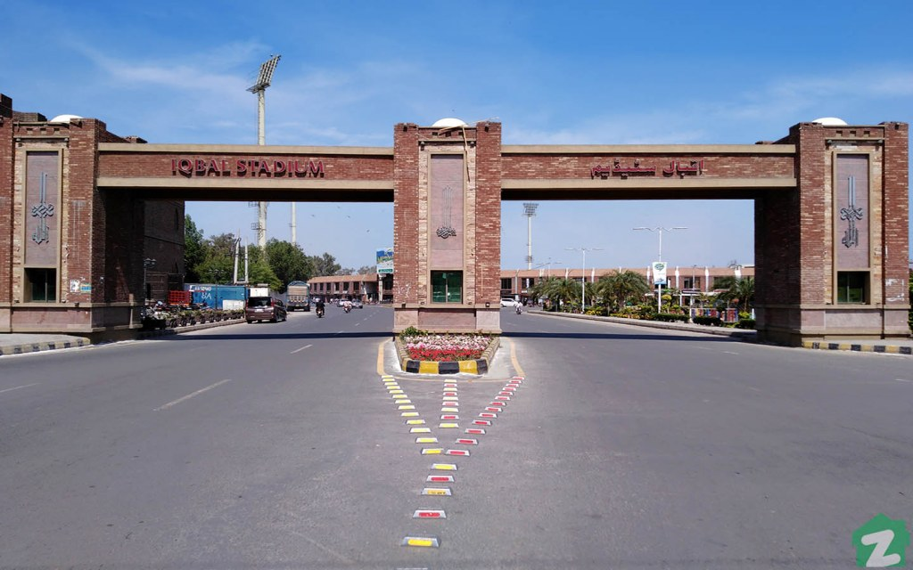 Iqbal Stadium in Faisalabad is named after the National Poet, Allama Muhammad Iqbal